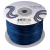Rattail Cord 1mm Navy Blue